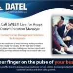 Call SWEET! Live for Avaya Aura