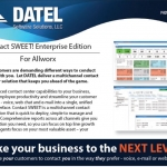 Contact SWEET! Enterprise Edition for Allworx