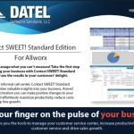 Contact SWEET! Standard Edition for Allworx